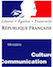 Logo of the French Ministry of Culture and Communication
